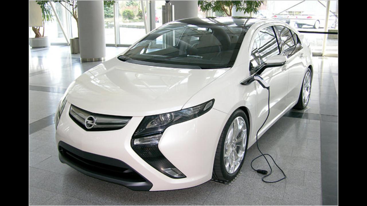 Der Zukunfts-Opel