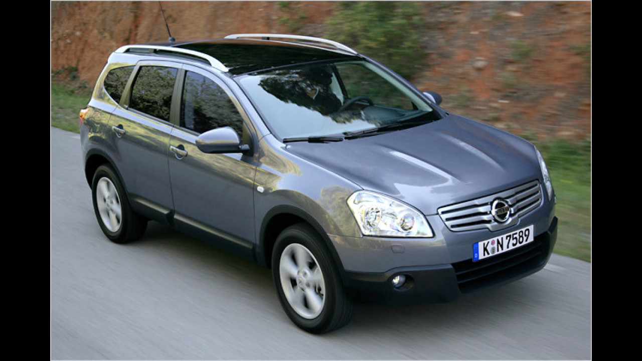 Nissan Qashqai+2 2.0 dCi DPF acenta 2WD