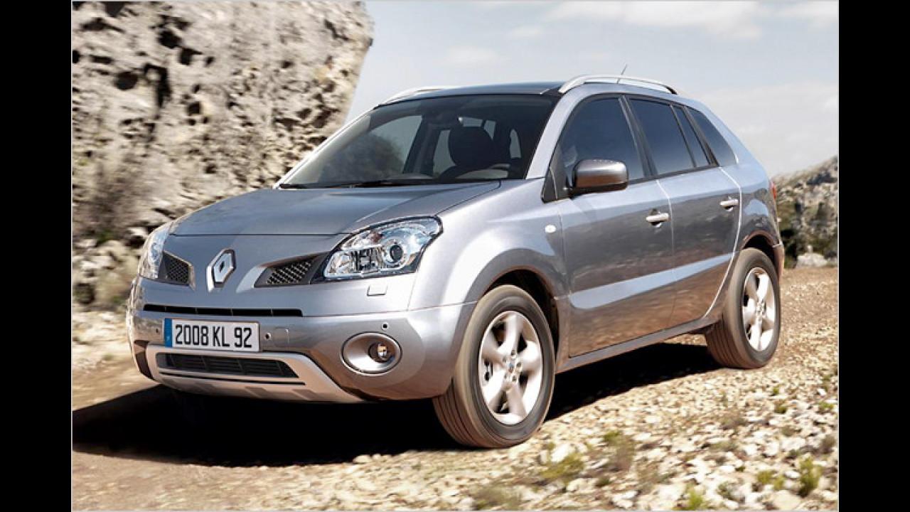 Renault Koleos 2.0 dCi FAP Expression 4x2