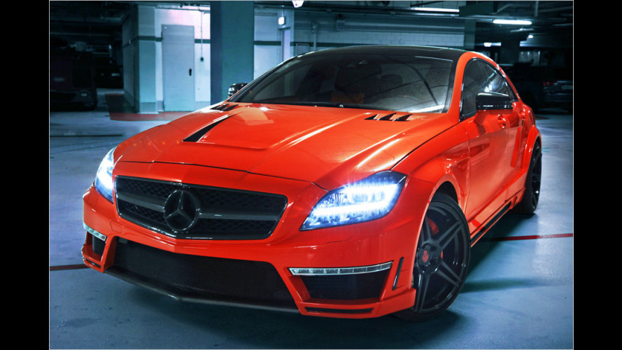 Mercedes CLS 63 AMG von German Special Customs