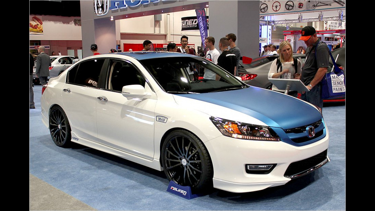 Honda Accord Sedan by DSO/MAD