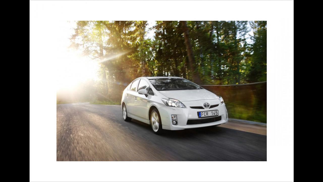 Toyota Prius (1997 bis heute)