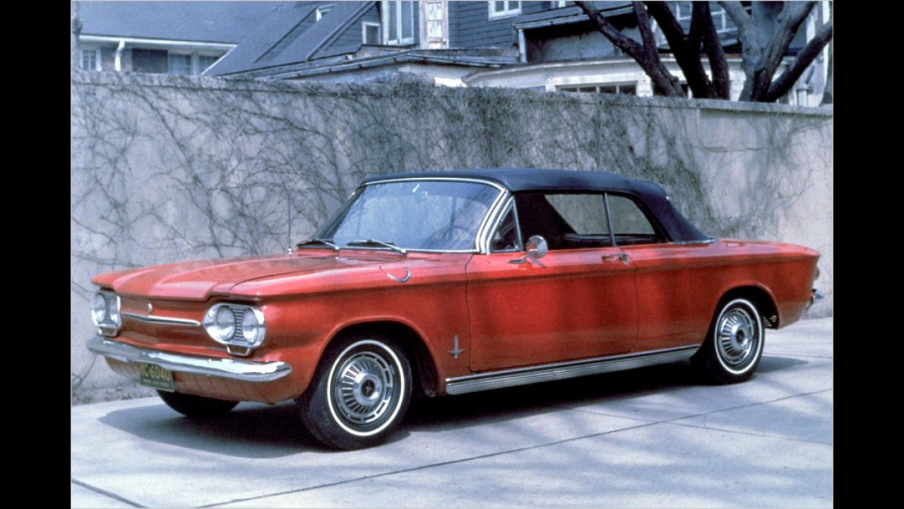Corvair Convertible (1960)