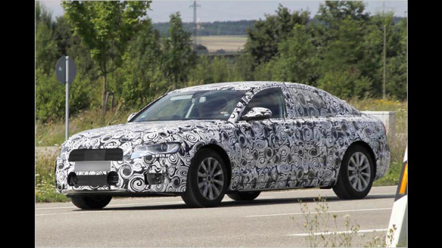 Erwischt: Das ist der neue Audi A6
