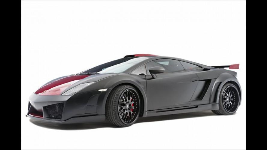Überflügelt: Lamborghini Gallardo Victory II von Hamann