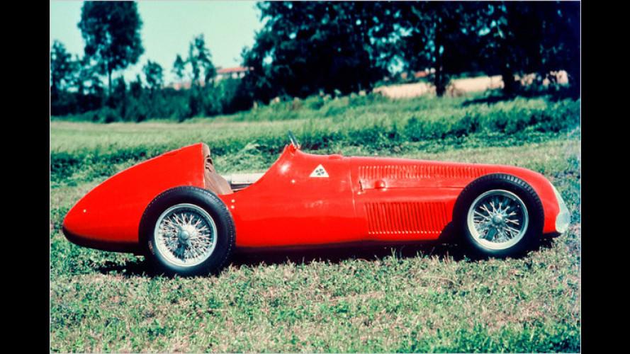 100 Jahre Alfa: Werksmuseum zeigt rare Rennwagen