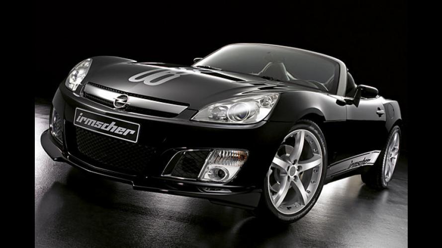 Der Irmscher GT i40: V8-Power mit 480 PS für Sportgourmets