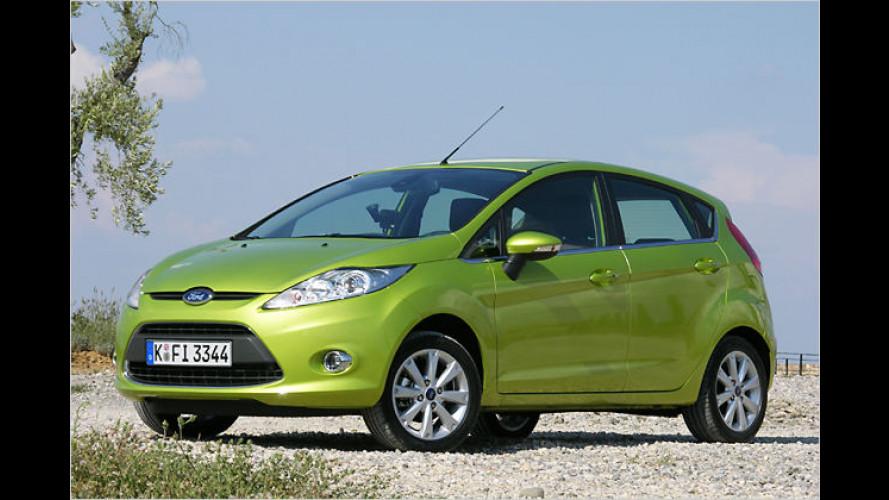 Der schicke neue Ford Fiesta ist fast lückenlos lobenswert