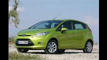 Neuer Ford Fiesta