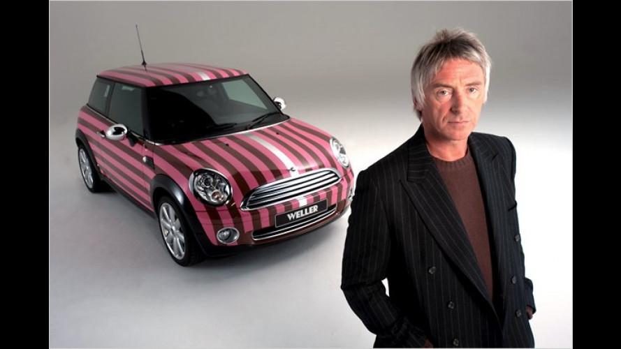 Mod-Ikone Paul Weller: Neues Outfit für den Mini
