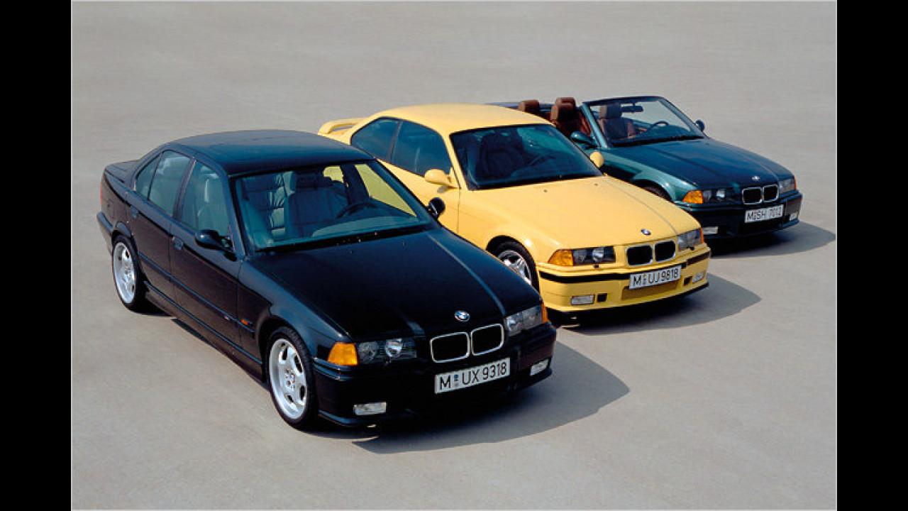 20 Jahre BMW 3er (E36)
