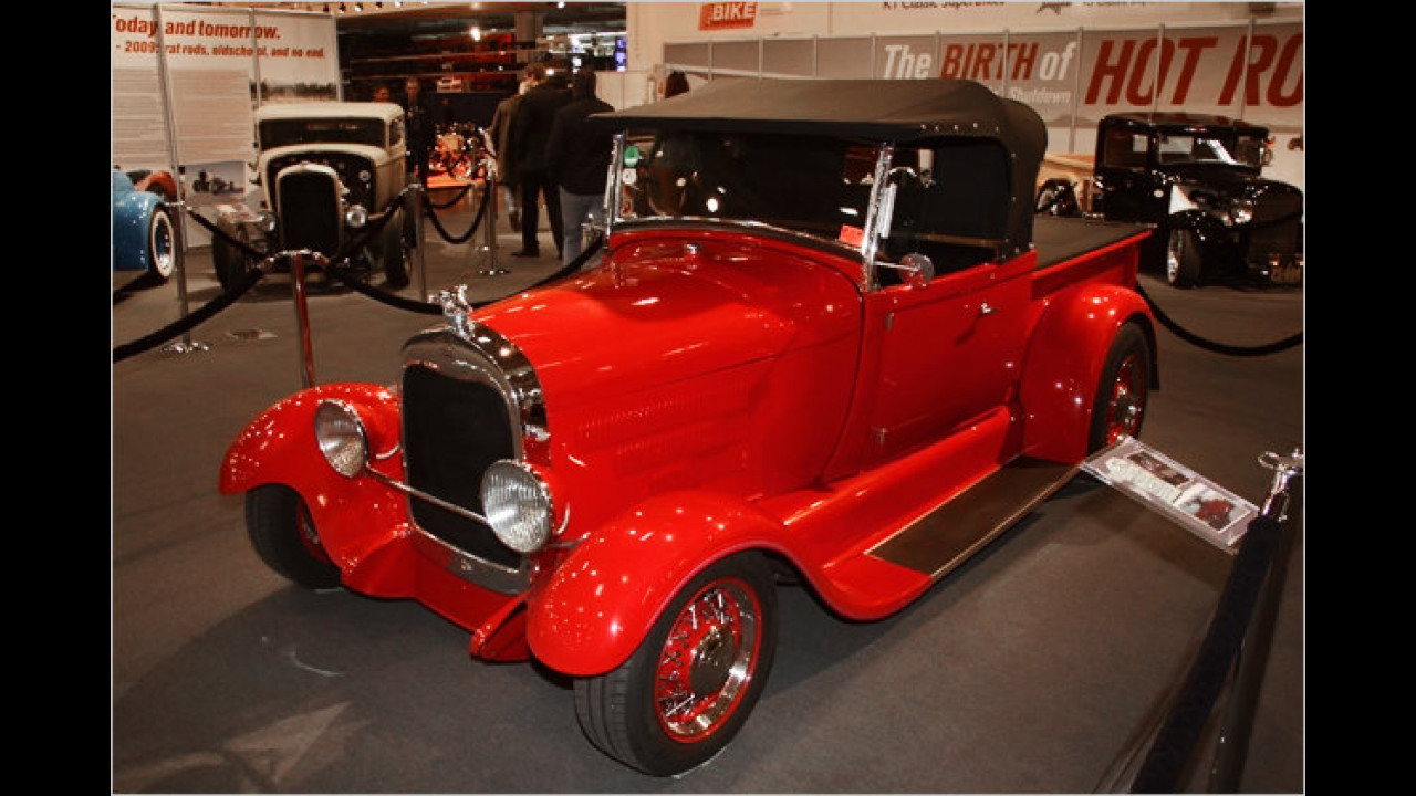 Ford Pick-up Roadster 1929