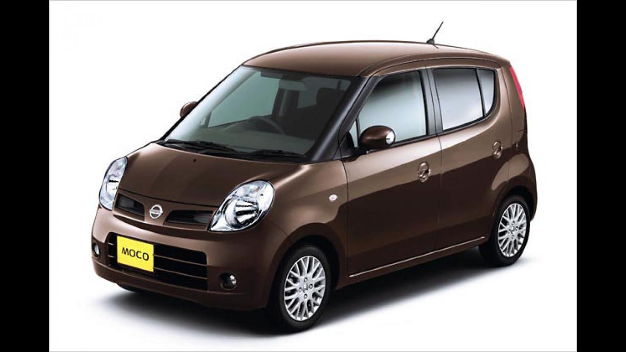 Nissan Moco G Chocolatier