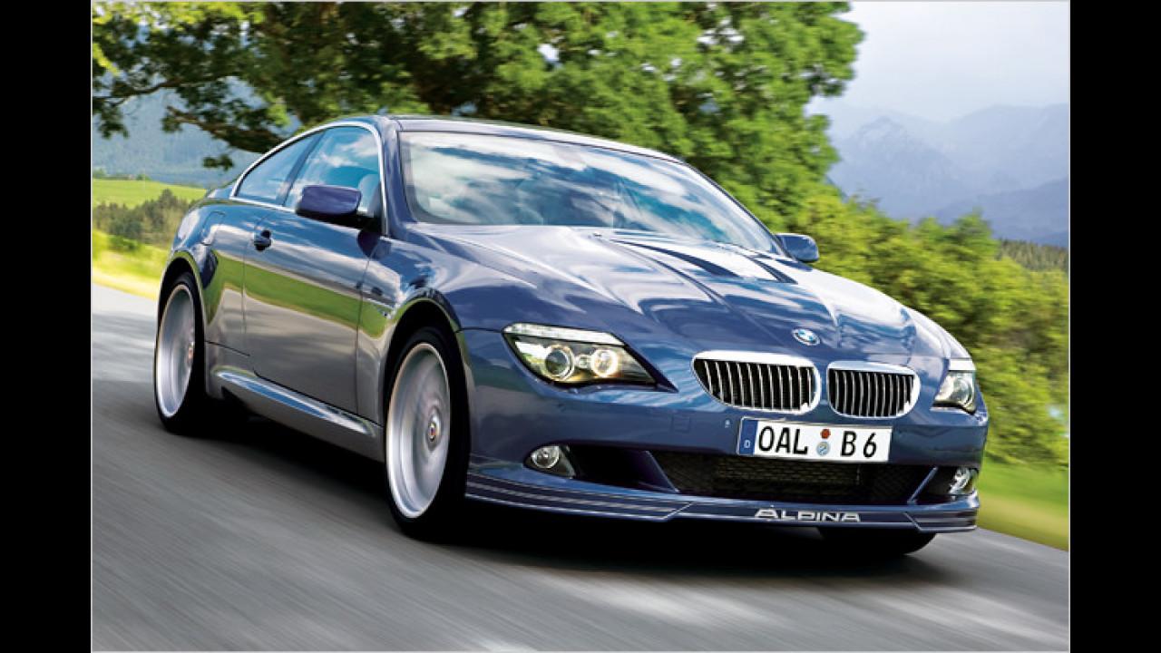 BMW Alpina B6 S