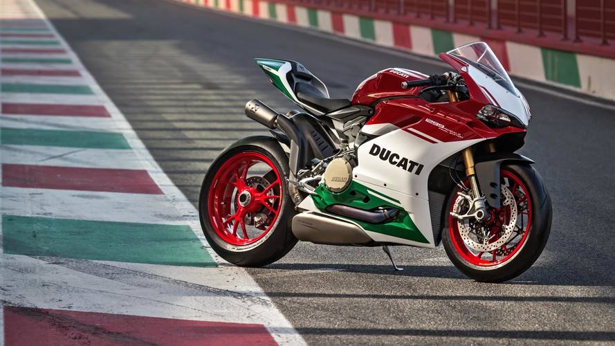 Ducati presenta la 1299 Panigale R Final Edition