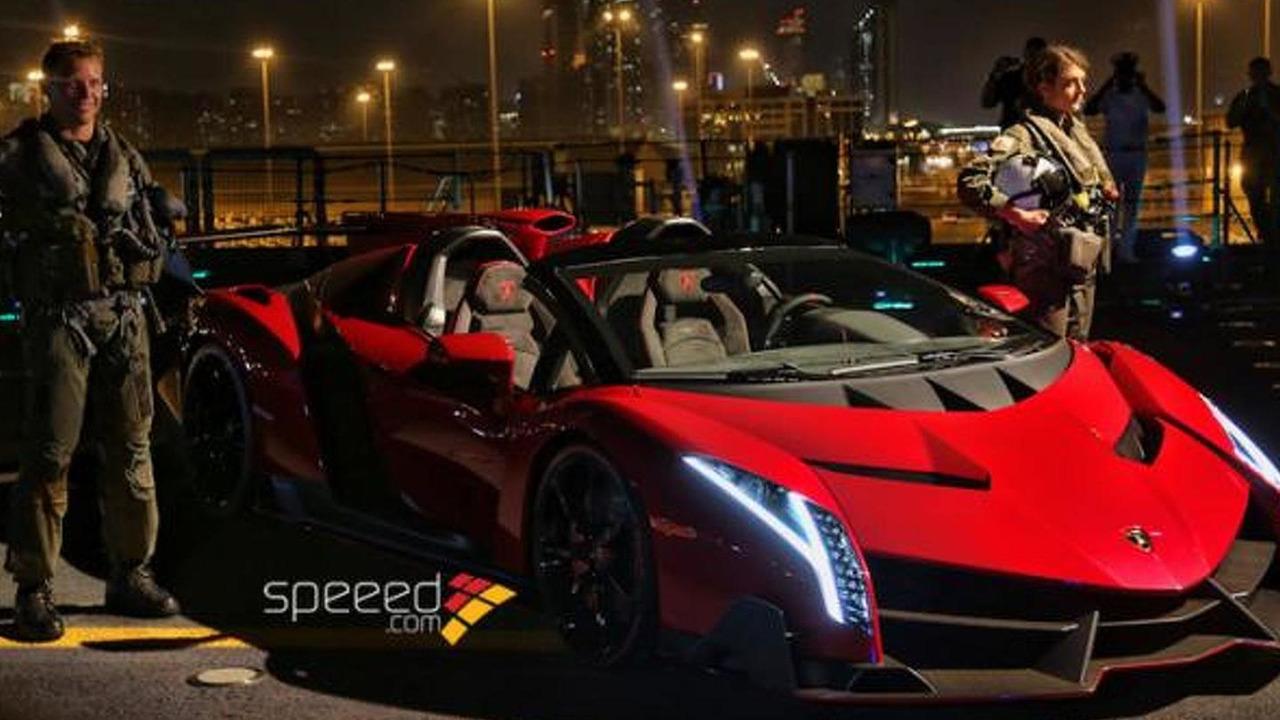 Lamborghini Veneno Uae