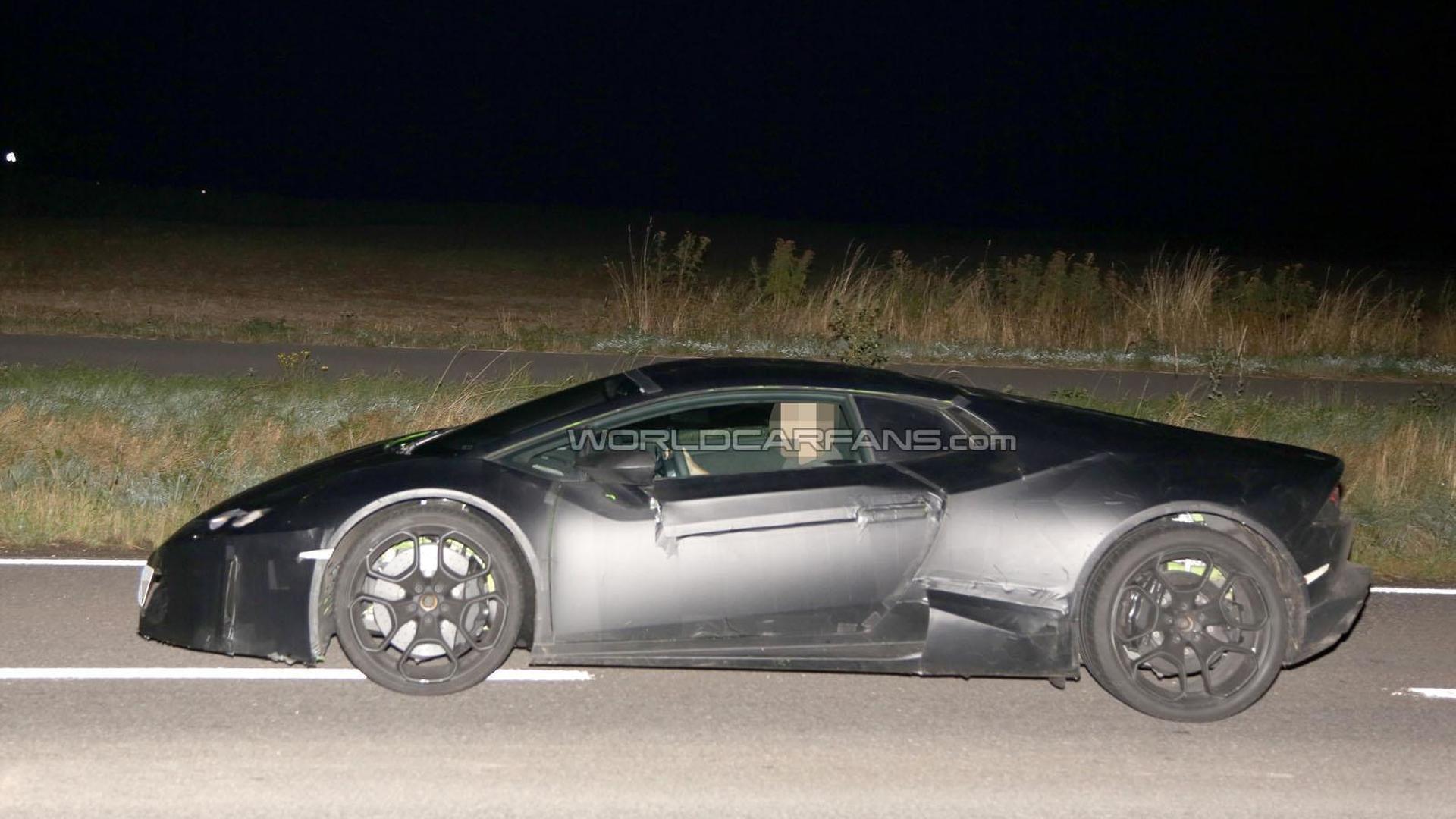 Lamborghini Gallardo Successor To Be Called The Huracan Report