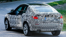 2014 BMW X4 spy photos
