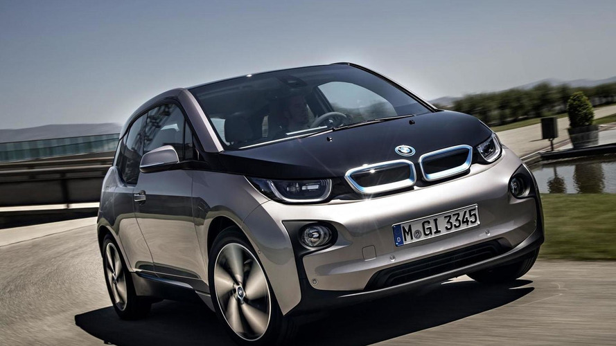 BMW i3 Electronaut Edition comes into focus