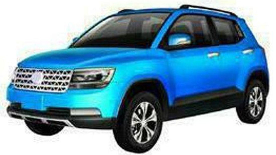 Chinese automaker shamelessly copies Volkswagen Taigun Concept
