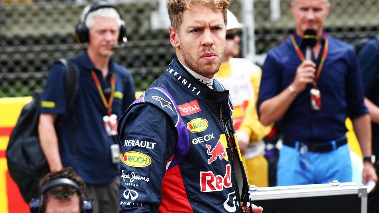 Sebastian Vettel (GER), 11.05.2014, Spanish Grand Prix, Barcelona / XPB