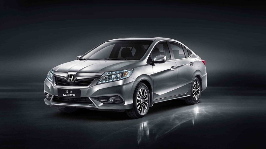 2014 Honda Crider unveiled for China