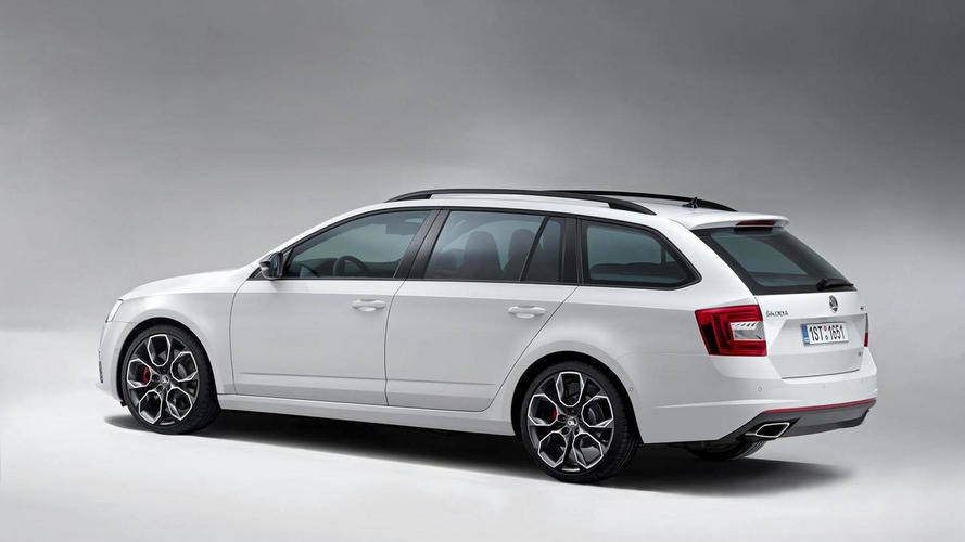 Skoda Octavia vRS pricing announced (UK)