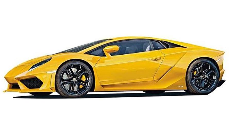 """Lamborghini Gallardo successor details emerge, will look """"incredibly close"""" as this render - report"""