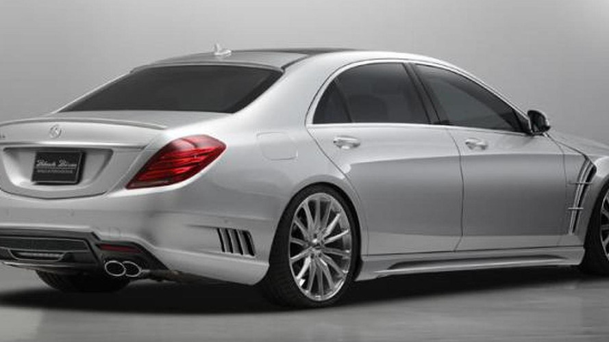 Wald International updates kit for 2014 Mercedes-Benz S-Class