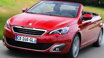 2014 Peugeot 308 CC render