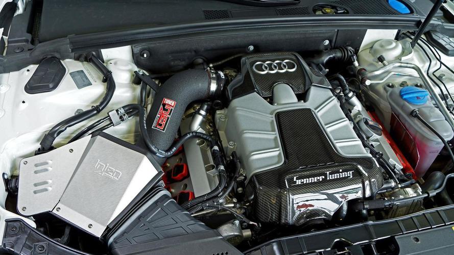 Senner Tuning tunes the Audi S5