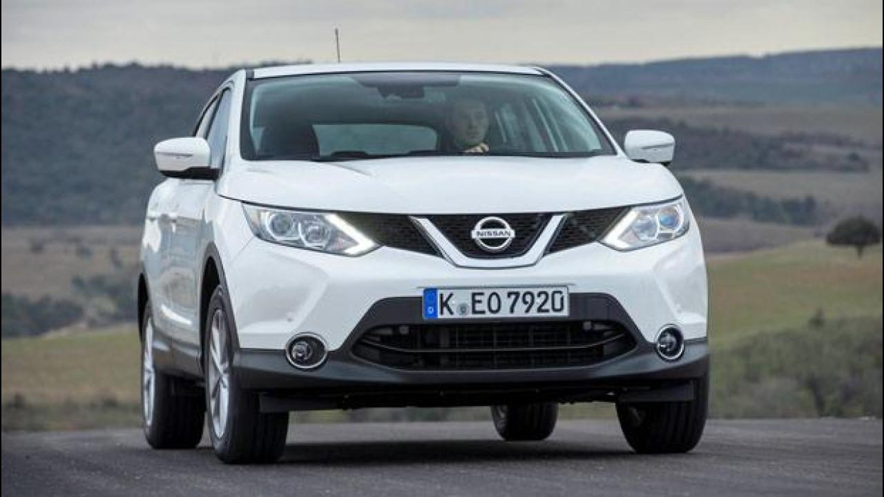 [Copertina] - Nuovo Nissan Qashqai Acenta Premium
