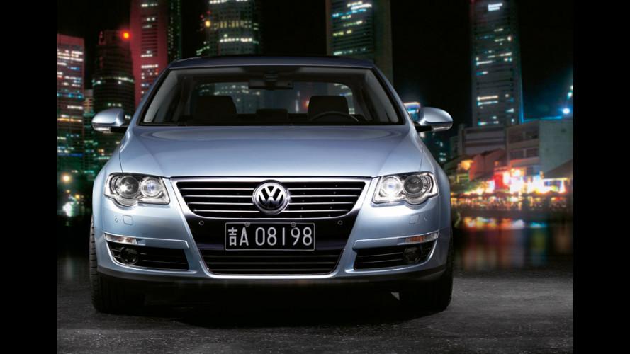 Le novità di Volkswagen per la Cina