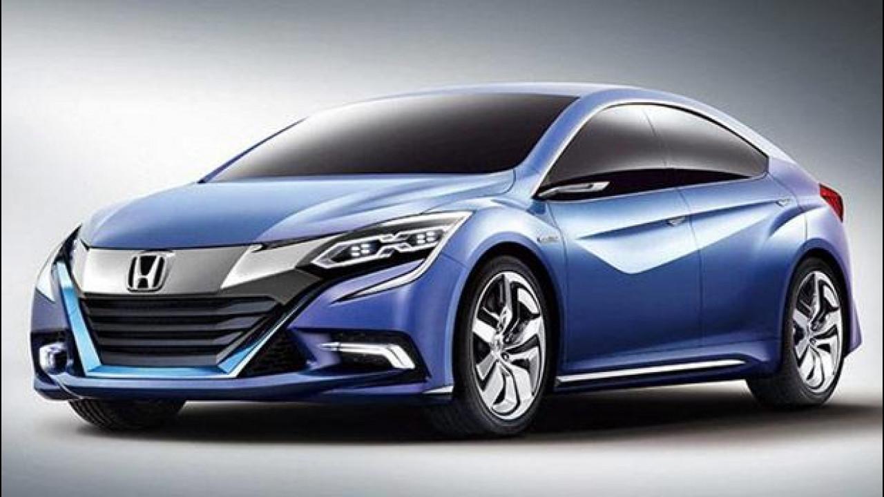 [Copertina] - Honda Concept B, erede della Insight