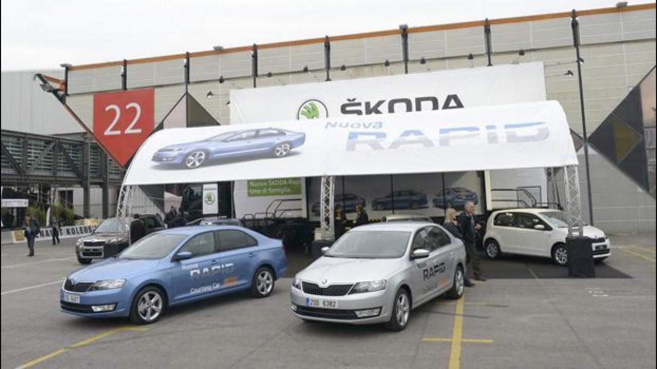[Copertina] - Skoda al Motor Show 2012