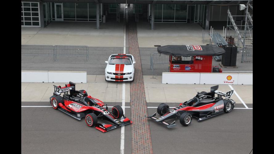 """Le nuove IndyCar 2012 saranno """"frenate"""" da Brembo"""