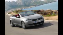 Volkswagen Golf Cabriolet: prezzi da 23.900 euro