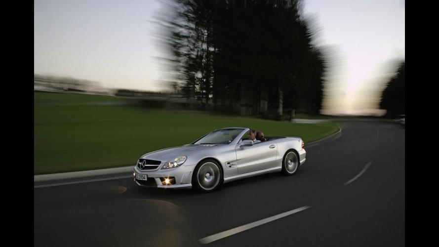 Nuova Mercedes SL65 AMG