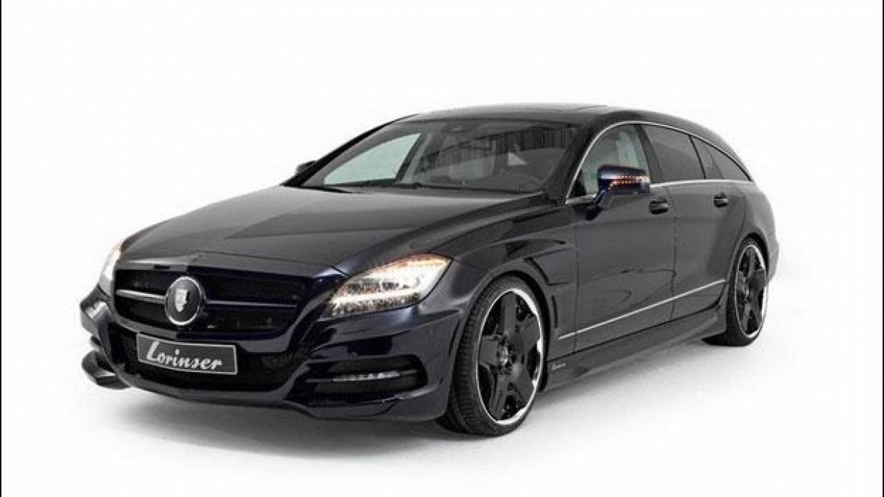 [Copertina] - Mercedes SLS Shooting Brake by Lorinser