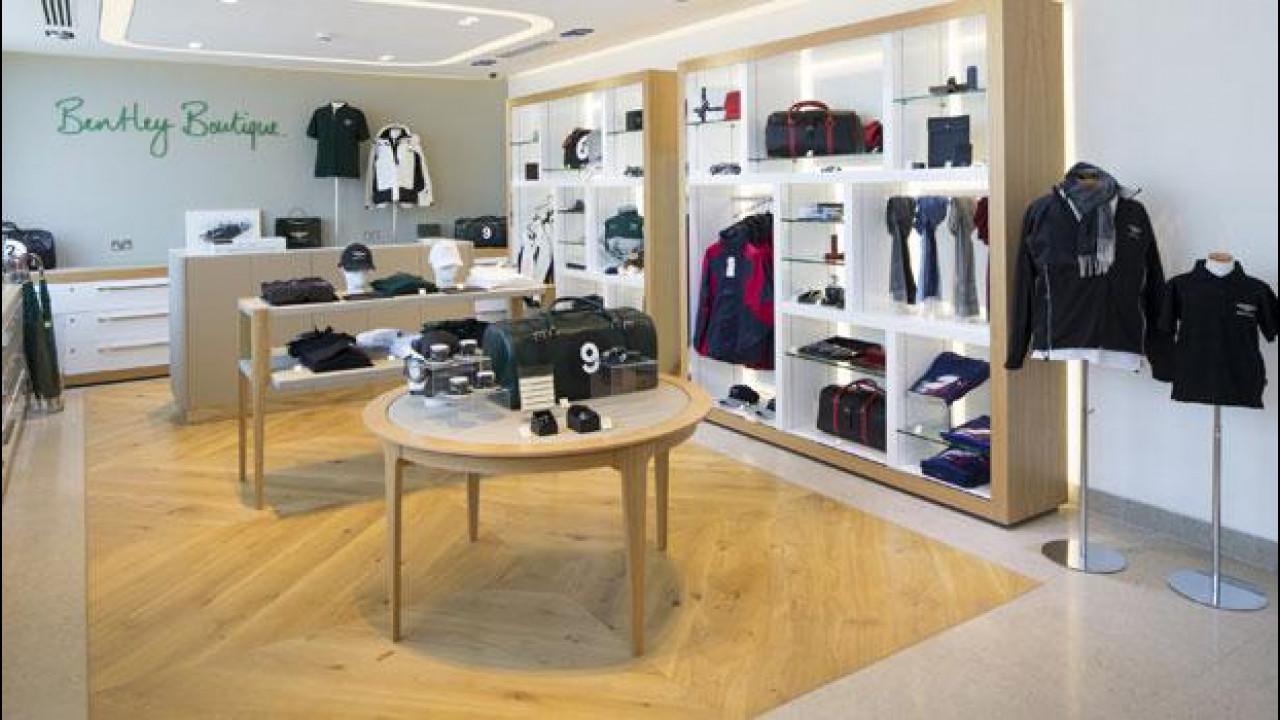 [Copertina] - La reception del quartier generale di Bentley premiata per il design