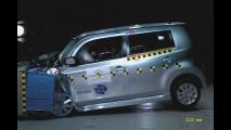 Crash Test Daihatsu Materia