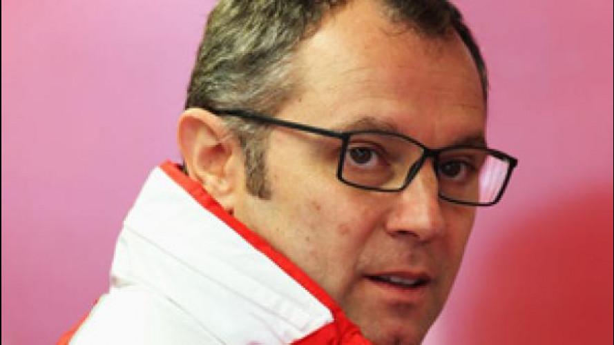 Formula 1: Stefano Domenicali lascia Ferrari per darle una scossa