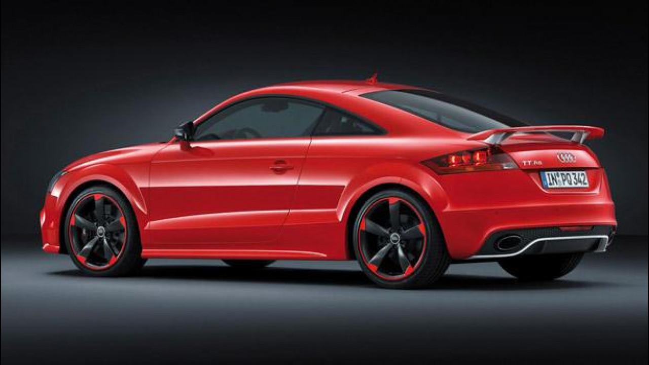 [Copertina] - Audi TT RS plus: i prezzi