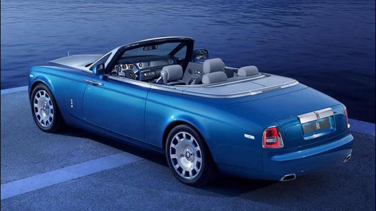[Copertina] - Rolls-Royce Phantom Drophead Coupé Waterspeed Collection