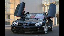 SLR Roadster by Brabus