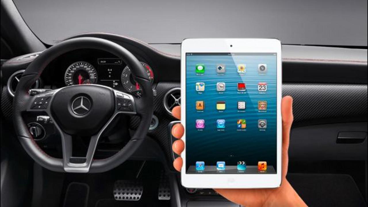 [Copertina] - iPad mini: le dimensioni giuste per l'integrazione in auto