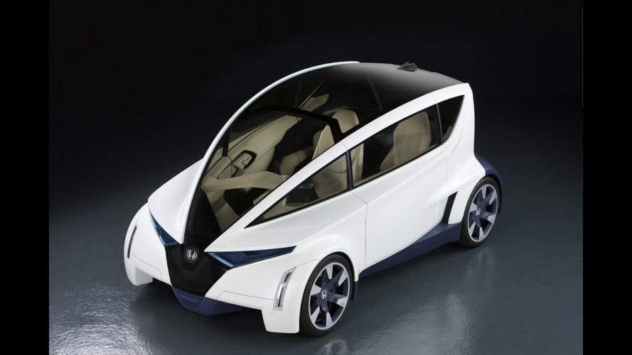 Da Honda la strategia per l'ambiente