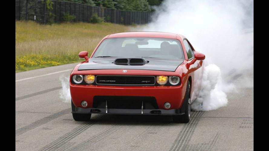Dodge Challenger SRT10 e Blacktop Concept