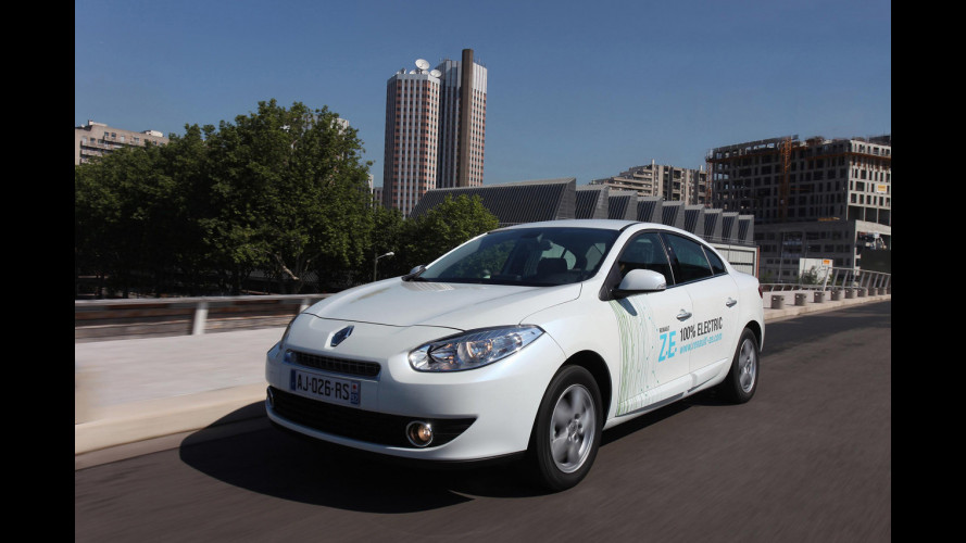 Renault Fluence Z.E. Prime Time
