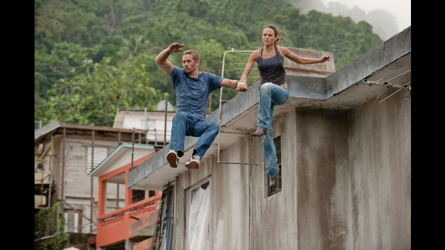 """""""Fast and Furious-Fast Five"""" in anteprima"""